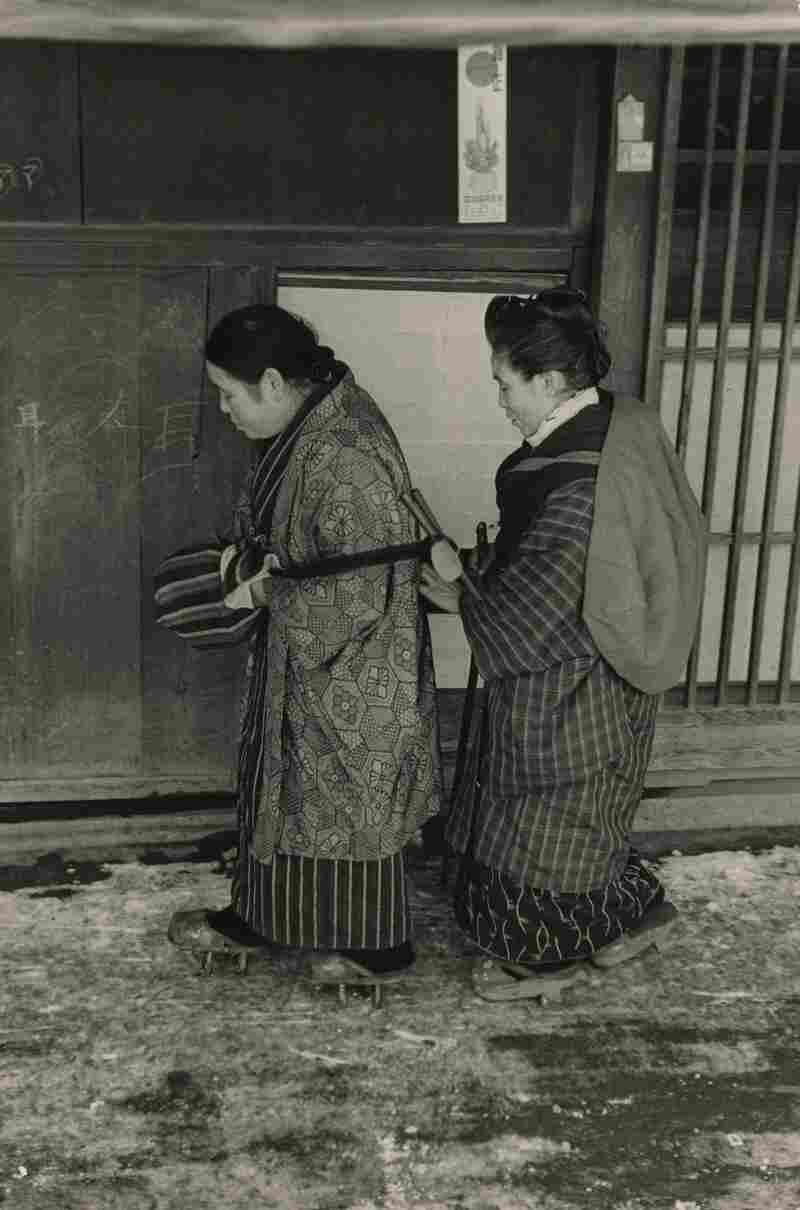 Blind Musicians, Niigata Prefecture, 1956