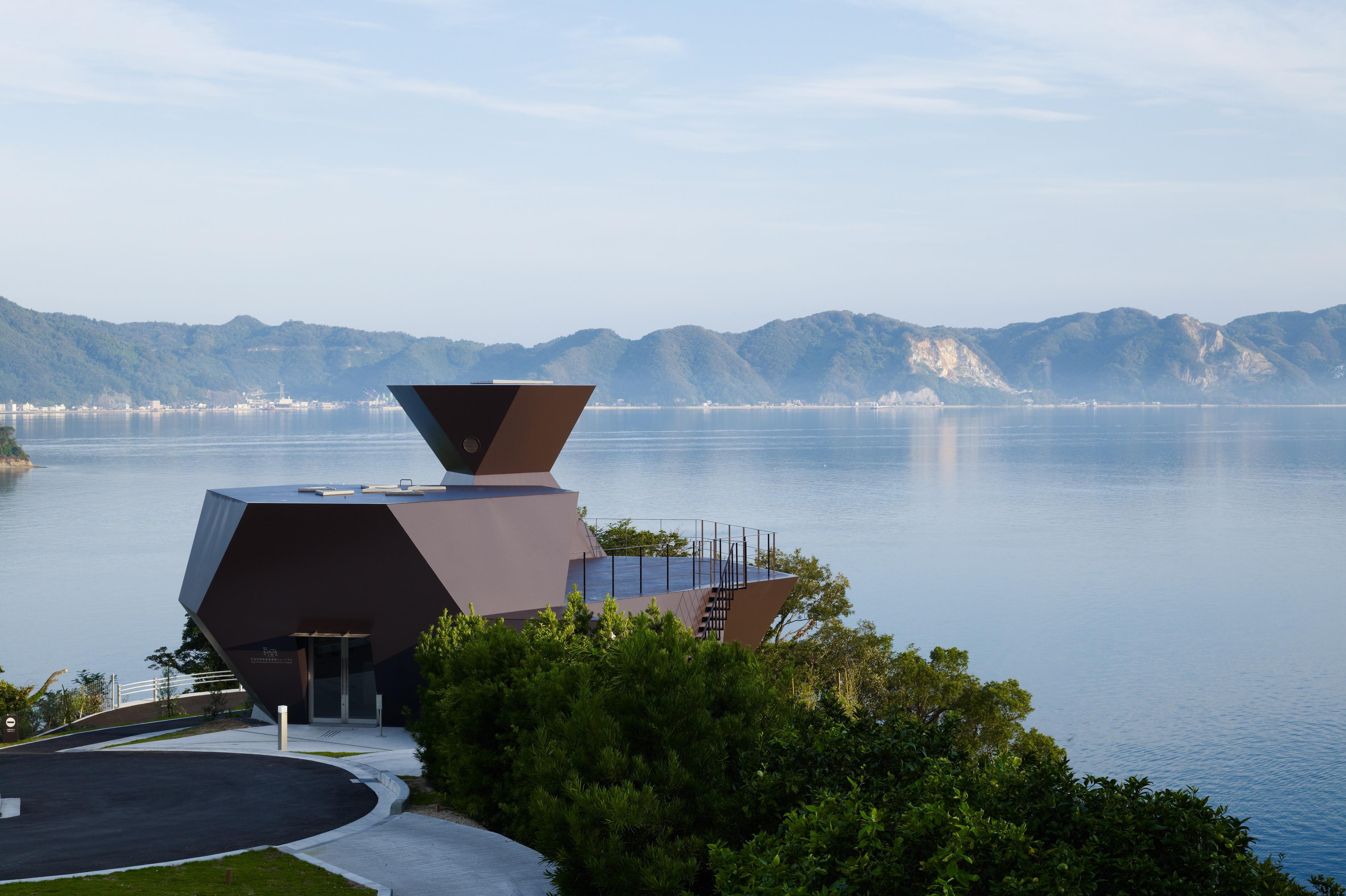 Toyo Ito Museum of Architecture, 2006-2011, Imabari-shi, Ehime, Japan