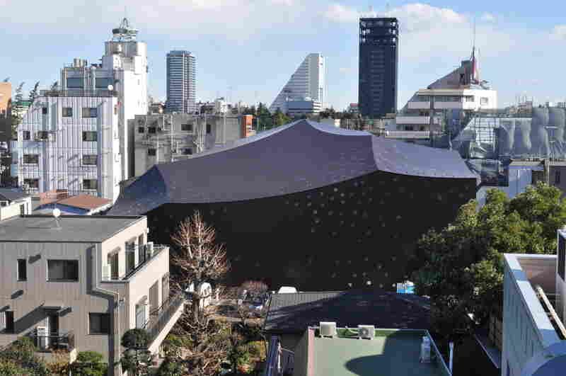 Za-Koenji Public Theatre, 2005-2008, Suginami-ku, Tokyo, Japan