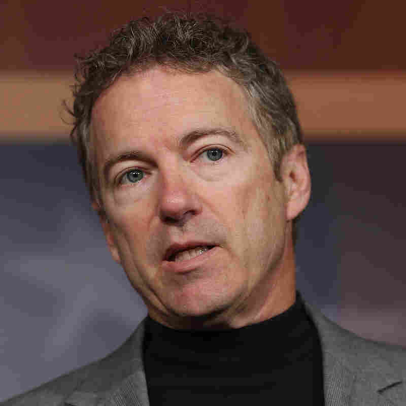 Kentucky Sen. Rand Paul