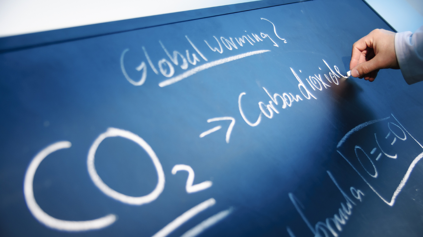 A Hot Topic: Climate Change Coming To Classrooms