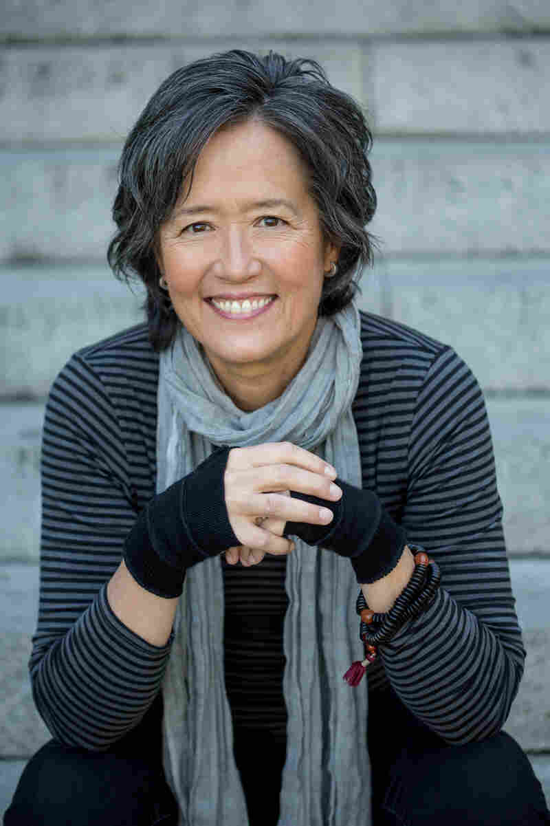 Ruth Ozeki is a novelist who splits her time between the U.S. and Canada. She has worked in film and television and is a Zen Buddhist priest.