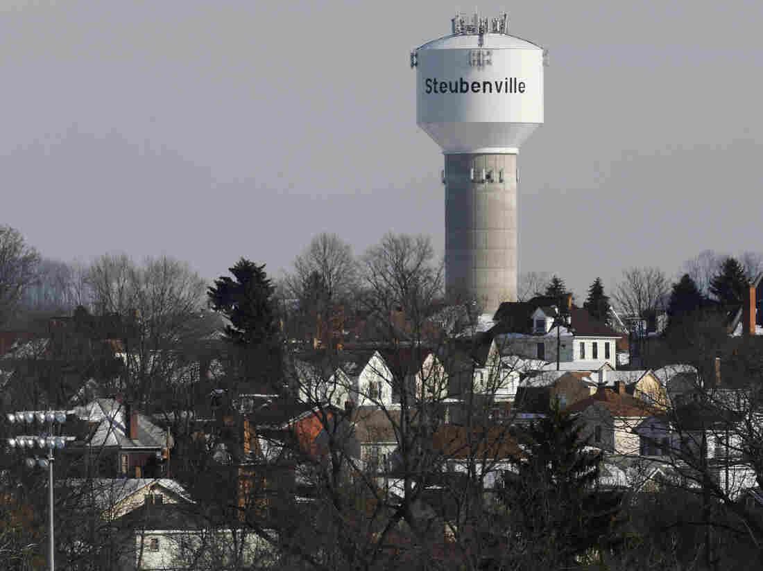 Steubenville, Ohio.