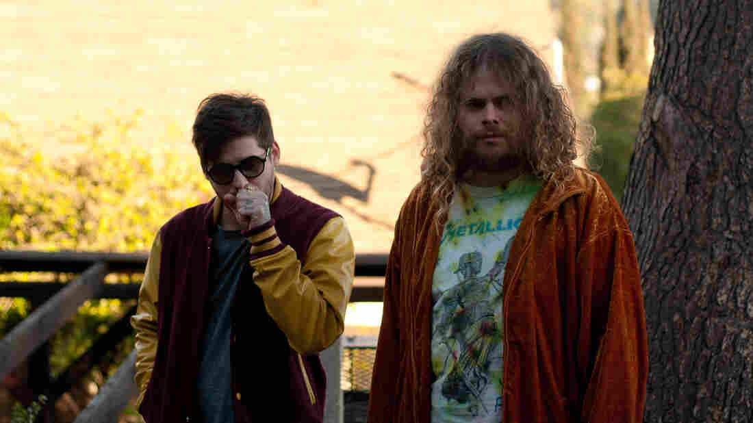 Wavves' new album Afraid of Heights comes out March 26.