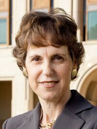 Anat Admati is a professor of finance and economics at Stanford's Graduate School of Business.