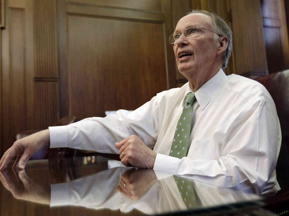 Alabama Gov. Robert Bentley has signed the controversial Alabama Accountability Act into law. The measure's opponents say they will seek to block it.