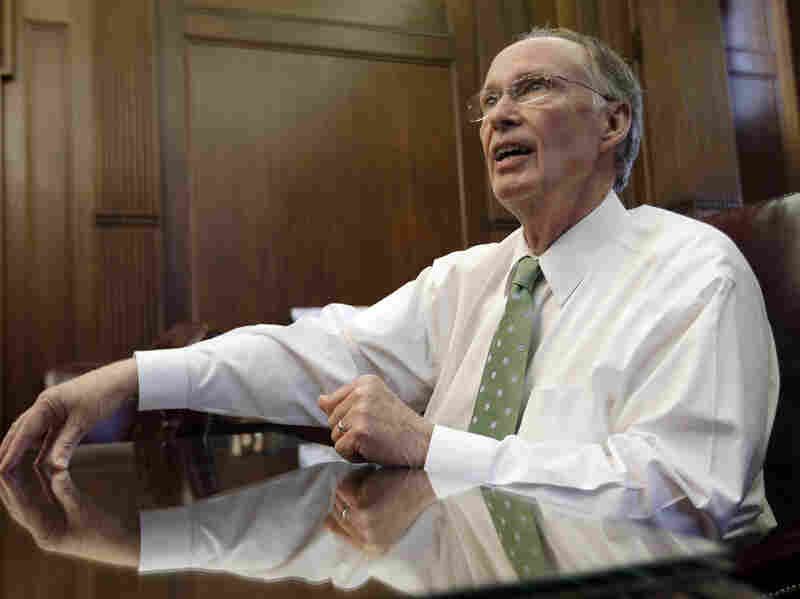 Alabama Gov. Robert Bentley has signed th