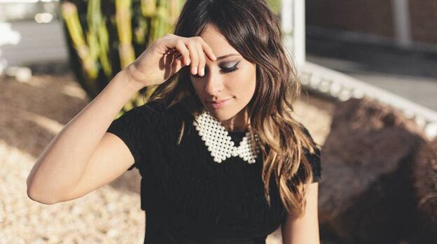 Kacey Musgraves' new album is titled Same Trailer Different Park.