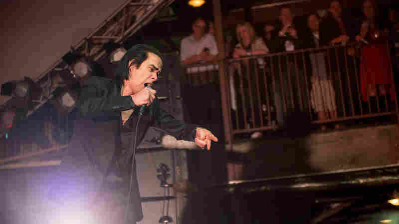 Nick Cave And The Bad Seeds, Live In Concert