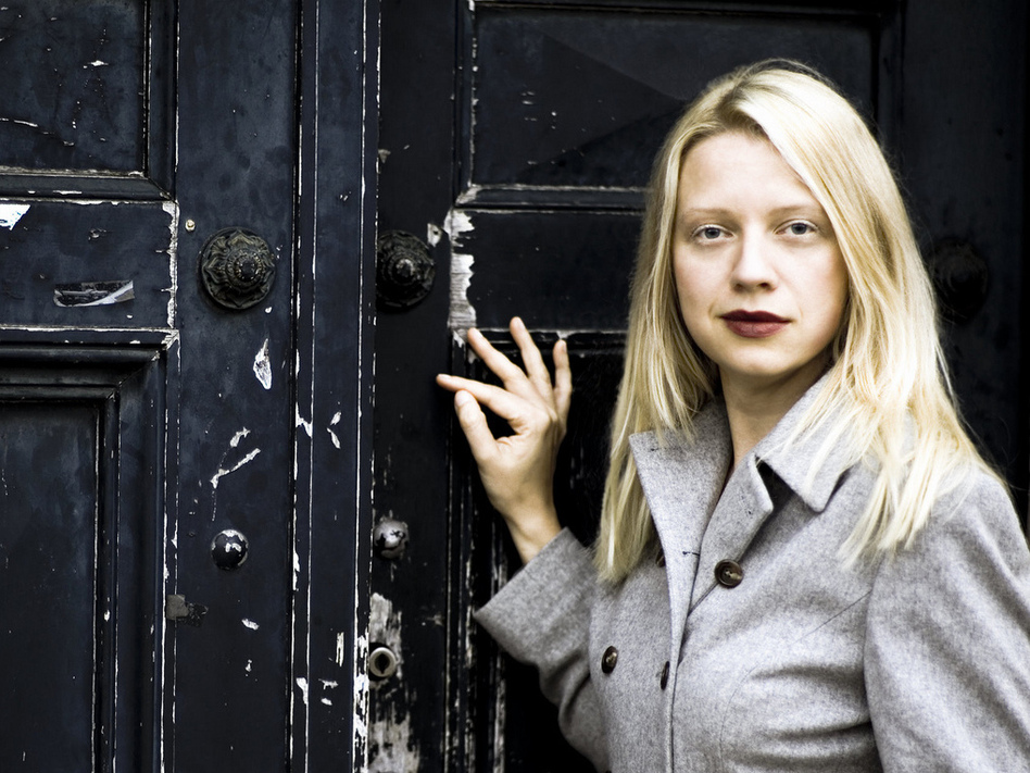 Pianist Valentina Lisitsa, who jump-started her stalled-out career by posting videos on YouTube.