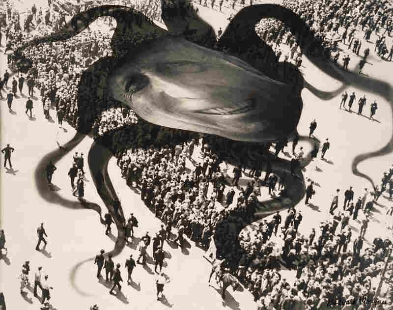 Hearst over the People, 1939 (Barbara Morgan)