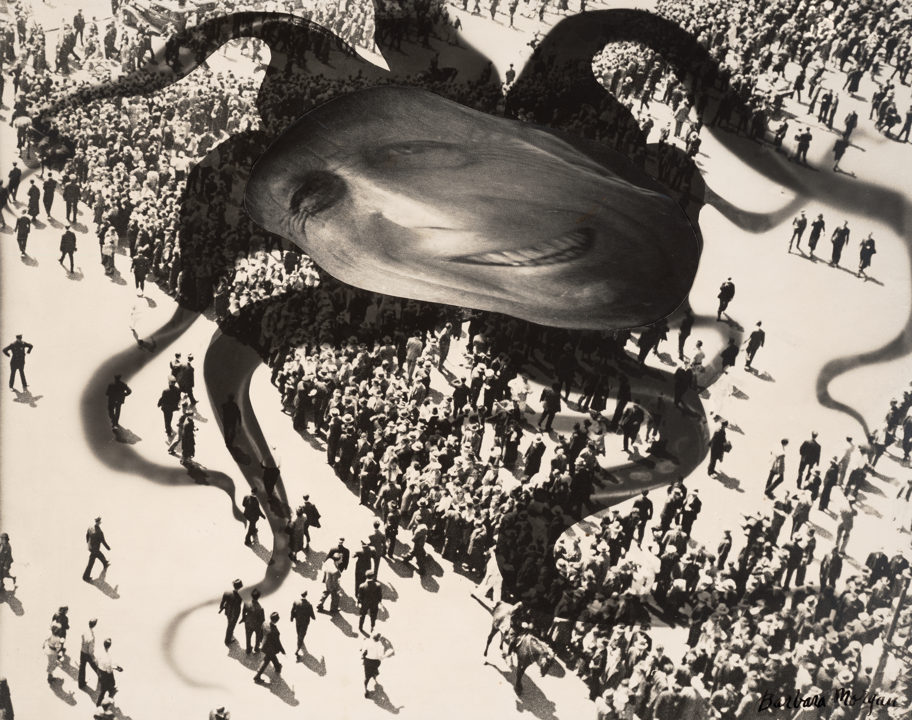 Hearst over the People, 1939 (Barbara Morgan)