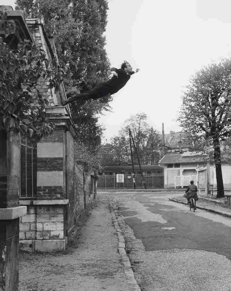 Leap into the Void, 1960 (Yves Klein, Harry Shunk and Jean Kender)