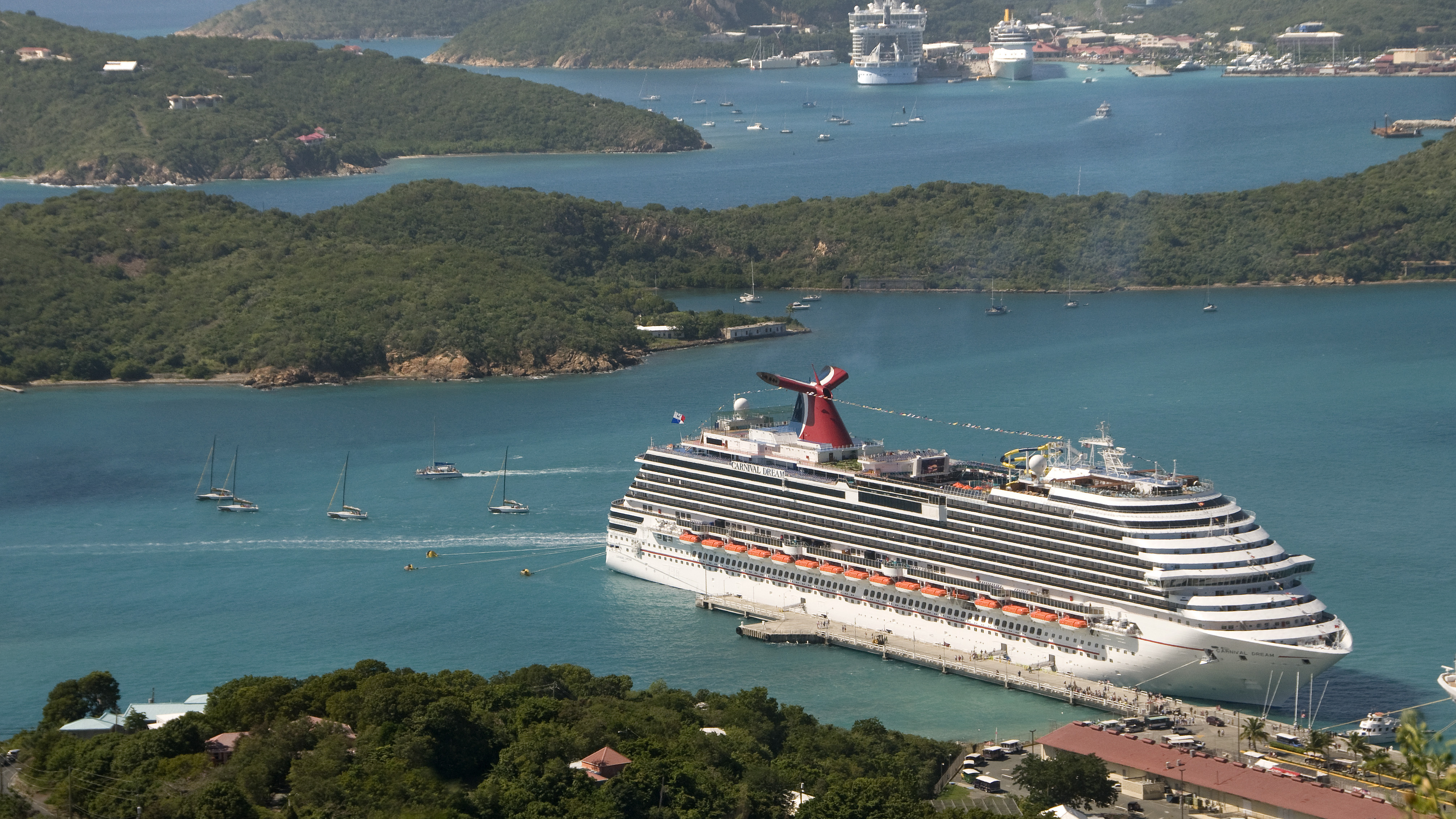 picture More Trouble at Sea Aboard Carnival Cruise Lines