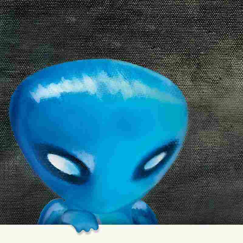A Little Blue Alien Helped Hemon Bear Witness To His 'Lives'
