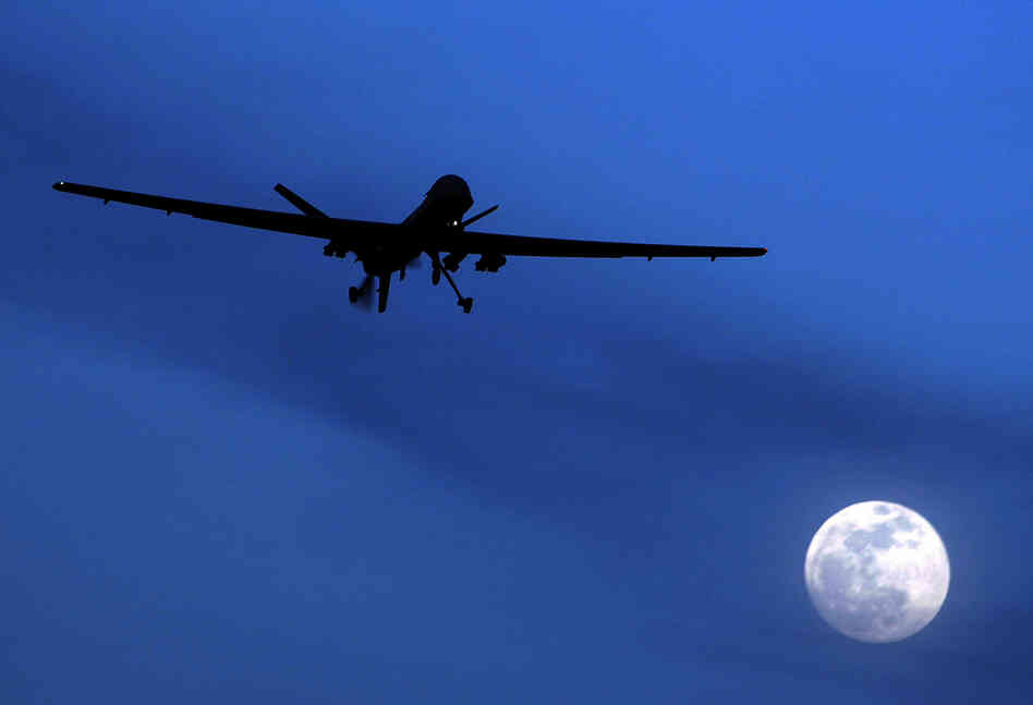 Don't deny you have documents about drones, court tells the CIA.