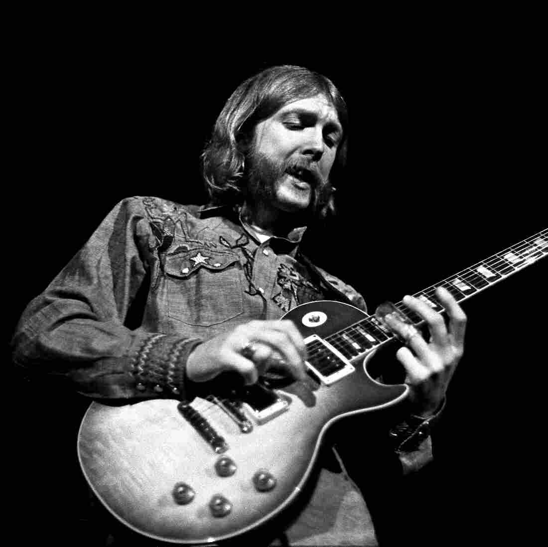 Duane Allman: Guitar Playing That 'Gets Inside Of You'