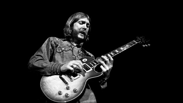 Duane Allman of The Allman Brothers Band lived to play music. A new box set, Skydog, collects the legendary body of work he produced before his death in 1971.