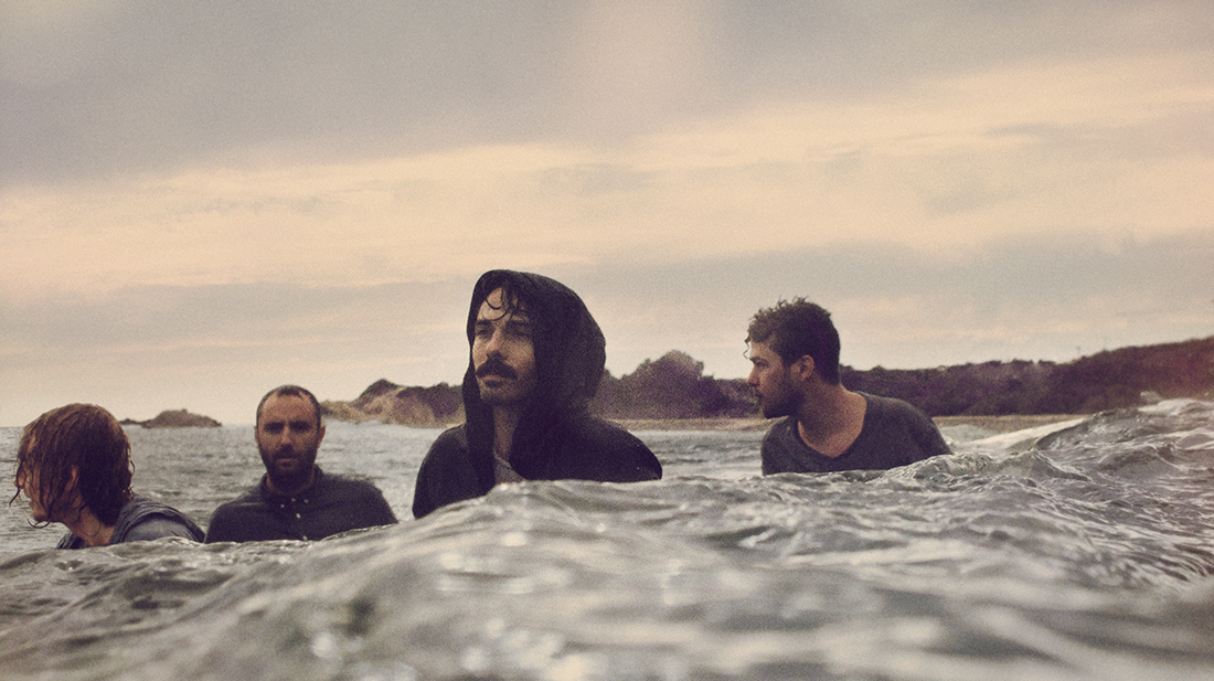 Local Natives On World Cafe