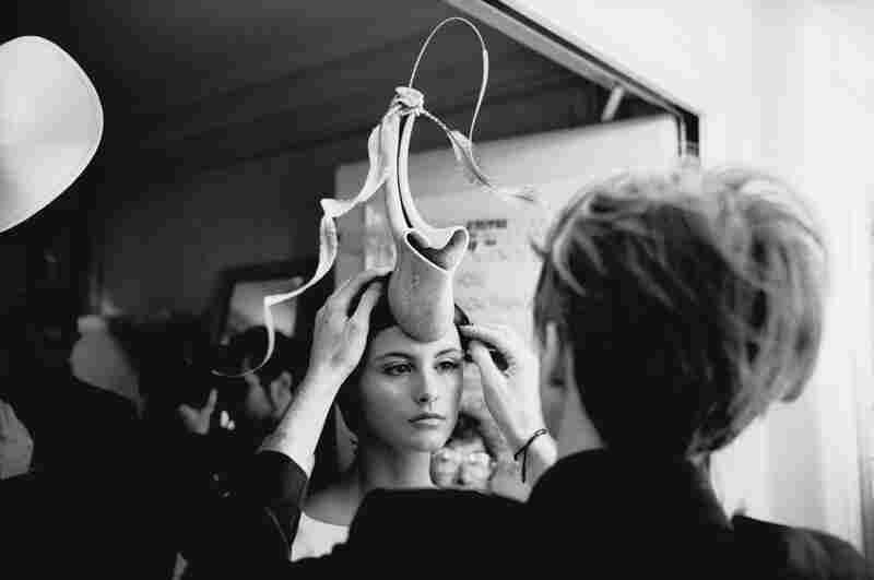 Paris Fashion Week, 2000.