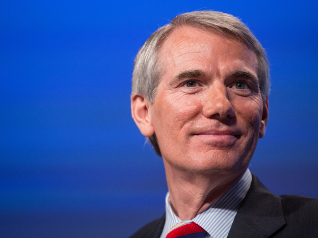 Republican Sen. Rob Portman of Ohio announced Friday that he has reversed his stance against same-sex marriage.