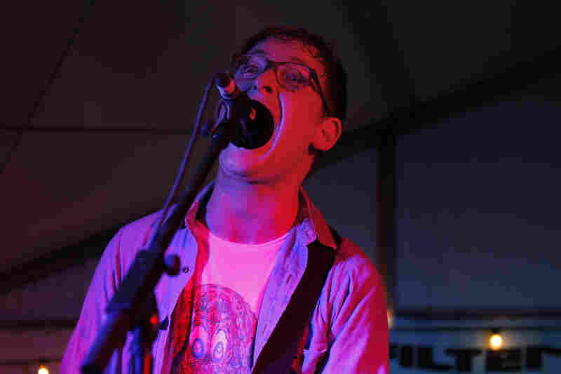 Noisy post-punk trio Metz is never not playing SXSW.
