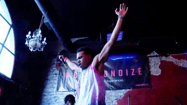 Chance the Rapper at SXSW 2013 (NPR)