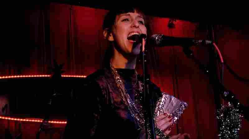 Luella performing at SXSW 2013