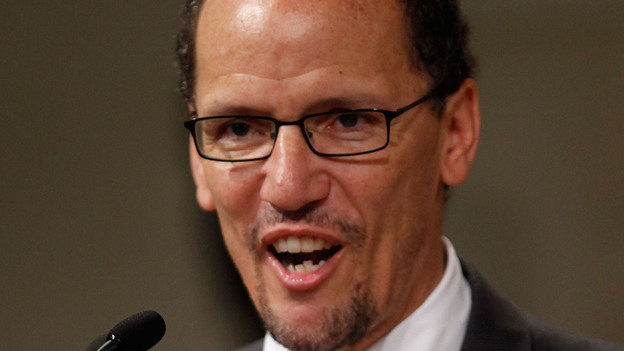 Assistant Attorney General for the Civil Rights Division Thomas Perez. (Getty Images)