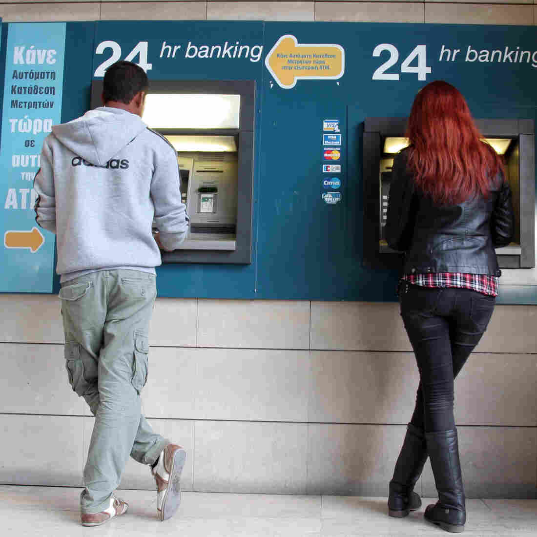 Cyprus Bailout To Hit Depositors, Sends Shivers Through Markets