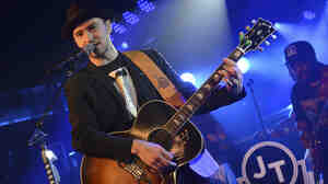 Justin Timberlake performed Saturday at the Myspace Secret Show during the SXSW Music Festival in Austin, Texas. His new album — his first in seven years — is The 20/20 Experience.