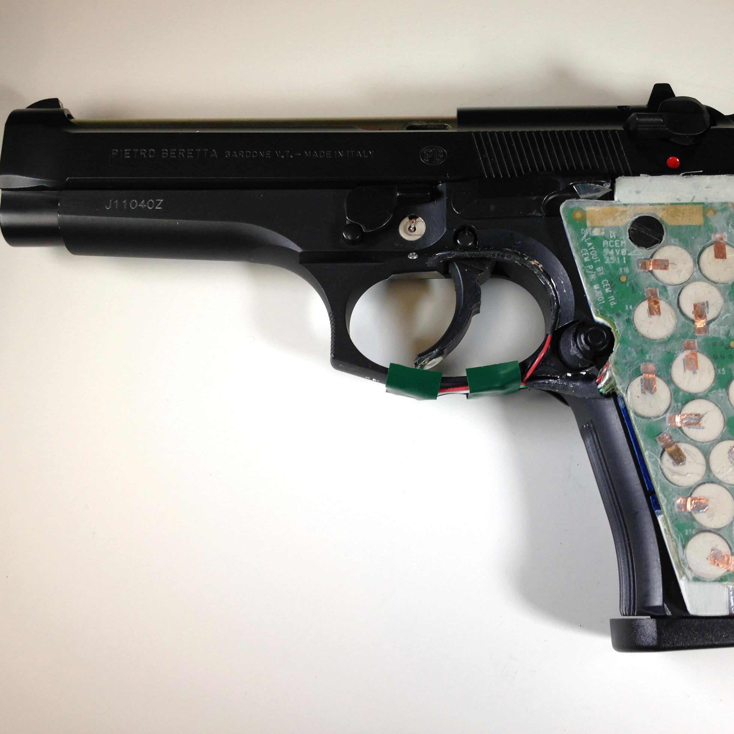 can smart gun technology help prevent violence ncpr news