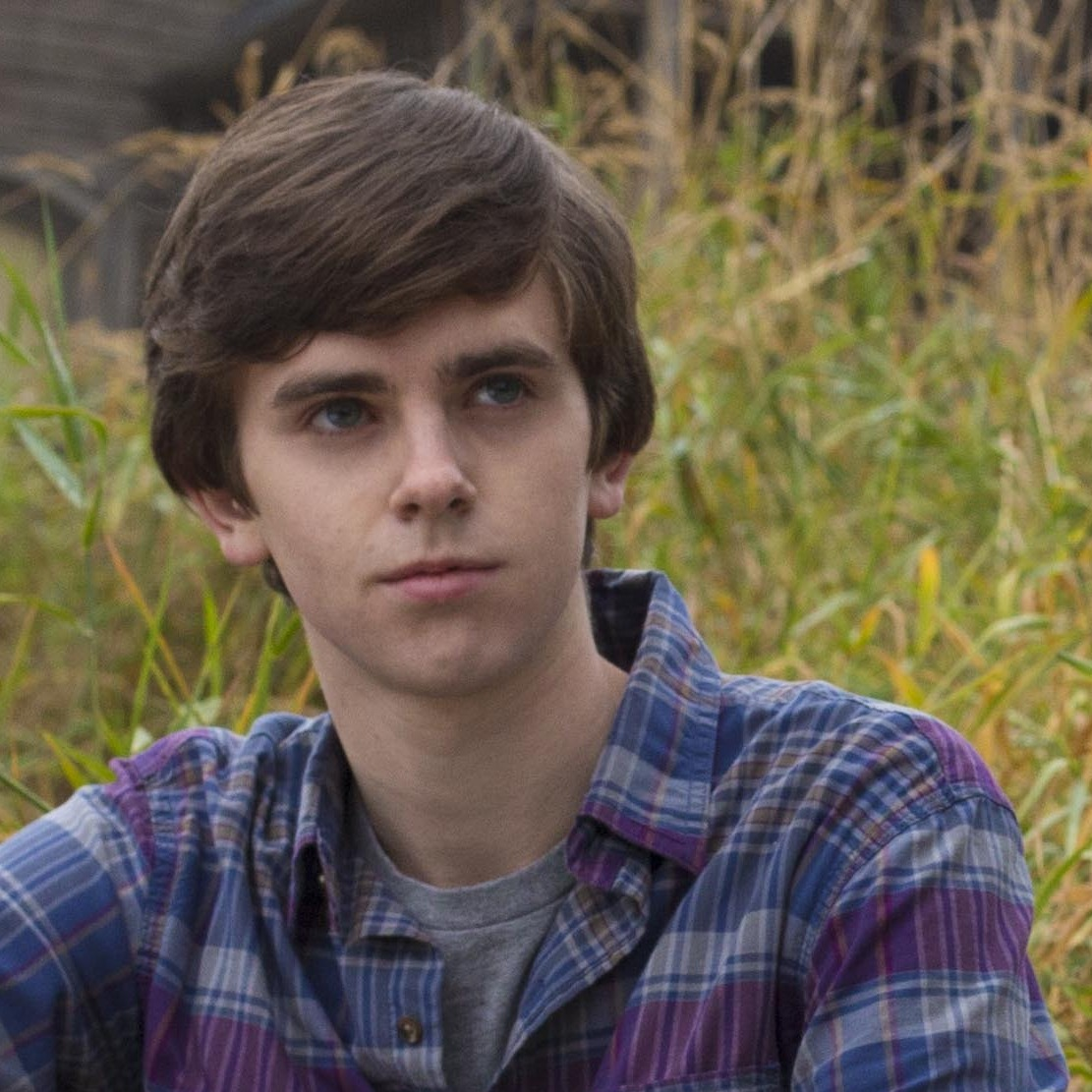 Freddie Highmore and Vera Farmiga are Norman and Norma Bates -- eeew -- in Bates Motel, the new A&E prequel to Alfred Hitchcock's Psycho.
