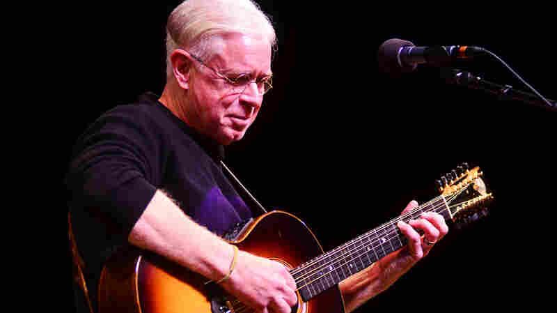 Bruce Cockburn On Mountain Stage