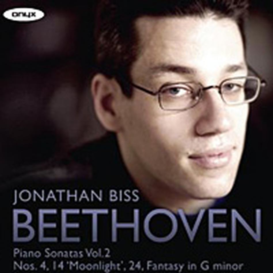 Jonathan Biss plays Beethoven.