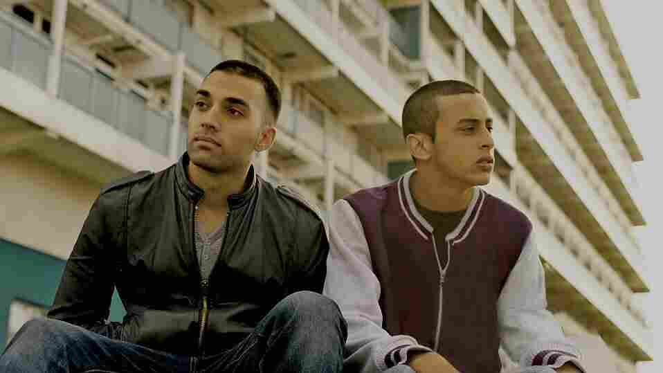 Brothers Rash and Mo (James Floyd and Fady Elsayed) live in the rough working-class London neighborhood of Hackney — but which sibling is the titular designee in My Brother the Devil gets harder and harder to determine as the film goes on.