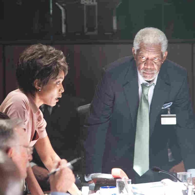 Director Fuqua Melds Timely Plot, 'Dream' Cast In 'Olympus'