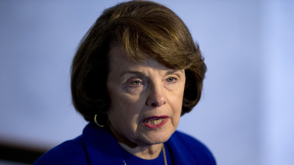 Sen. Dianne Feinstein, D-Calif., has been told that her assault weapons ban will not be included in the Democratic gun bill to be introduced on the Senate floor in the coming weeks. (AP)