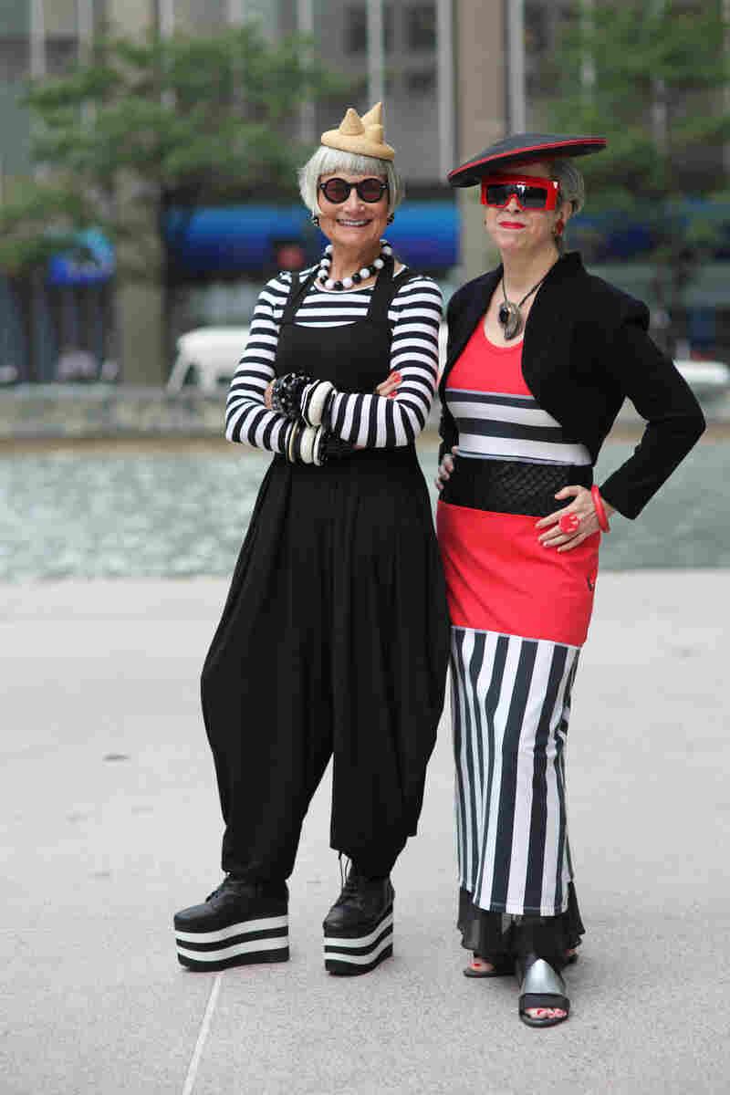 The Idiosyncratic Fashionistas, New York City, 2011