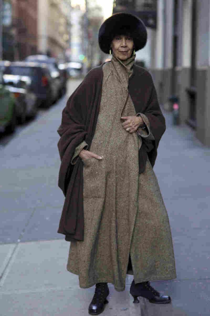 Carmen De Lavallade, New York City, 2012