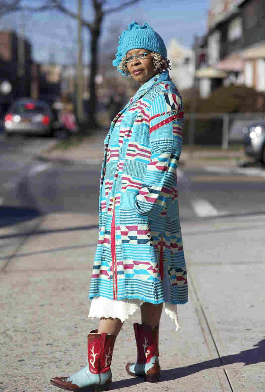Lois Kinley, New York City, 2012