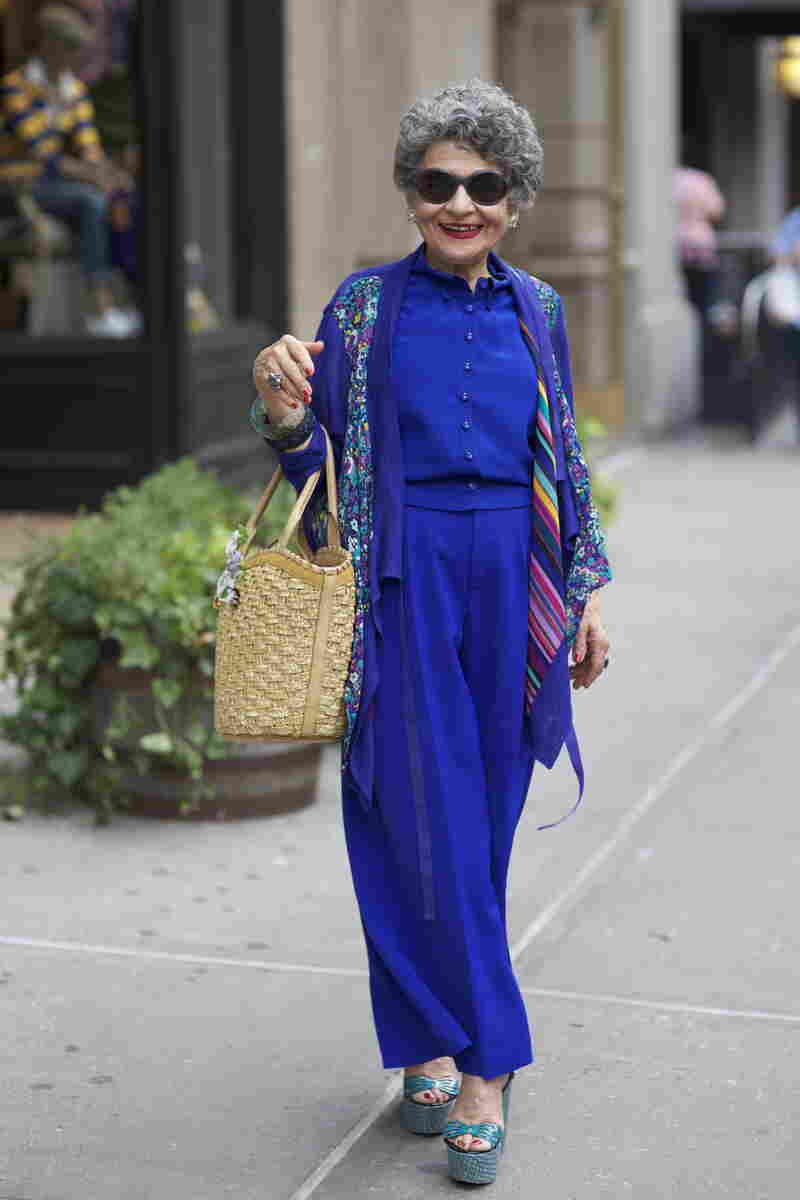 Mary, New York City, 2012