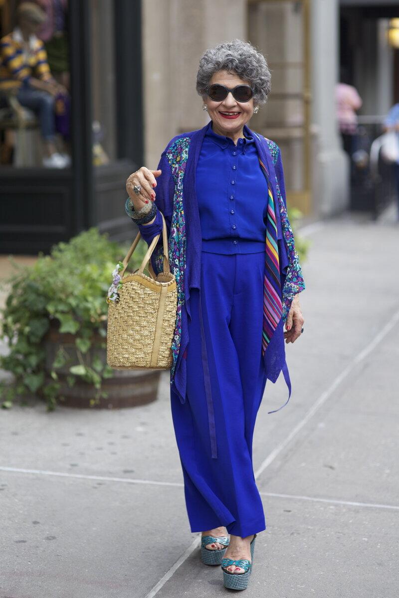A Lovely Feeling Celebrating Older Women With Fabulous