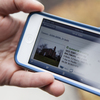 Bove gets text alerts of new homes coming on the market.