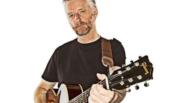 Billy Bragg.