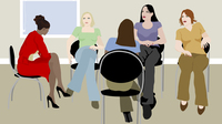Group therapy is popular in mental health circles. Are group appointments for medical conditions worth a try?