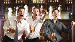What's The Score On Spirited Sports Banter At Bars?