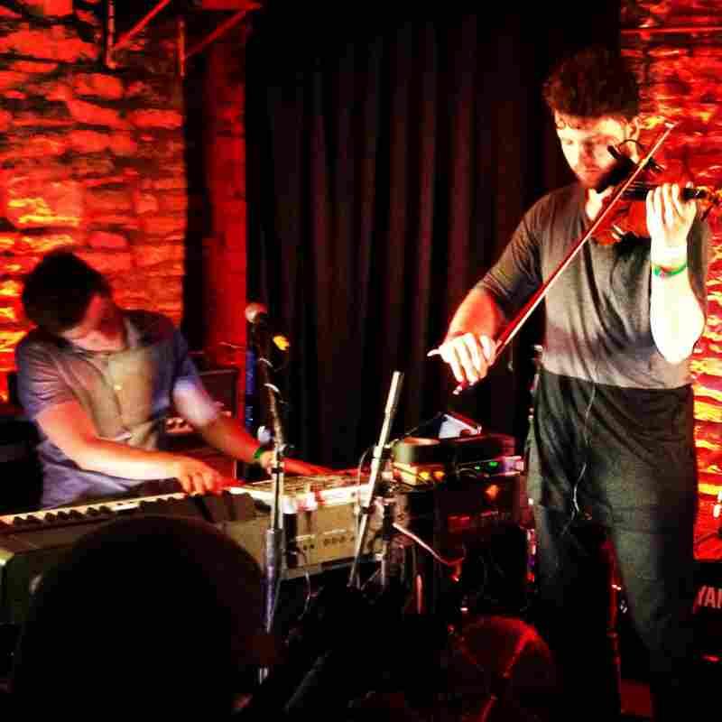 Olafur Arnalds performs at TKTK in Austin, Texas during SXSW 2013.