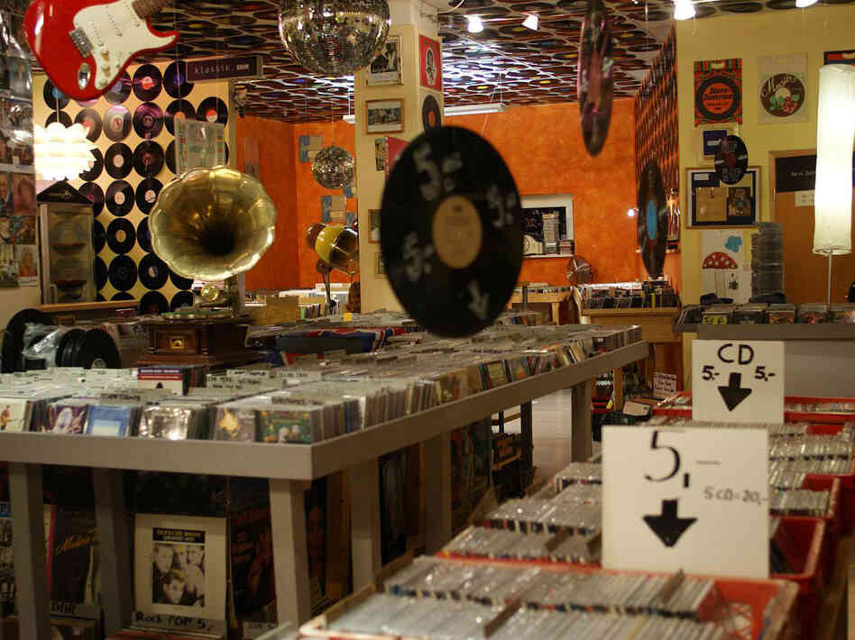 A company called ReDigi wants to be the used record store of the digital age.