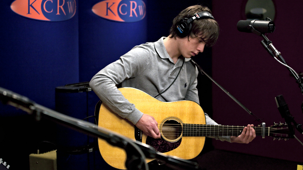 Jake Bugg performs live on KCRW's <em>Morning Becomes Eclectic</em>.